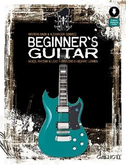 Beginner's Guitar von Bach,  Andreas, Schmitz,  Alexander