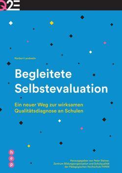 Begleitete Selbstevaluation von Landwehr,  Norbert, Steiner,  Peter