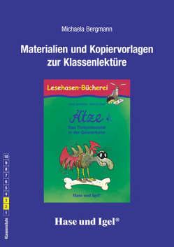 Begleitmaterial: Ätze – Das Tintenmonster in der Geisterbahn von Bergmann,  Michaela, Dietl,  Erhard
