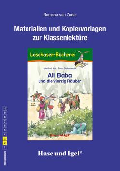 Begleitmaterial: Ali Baba und die vierzig Räuber von van Zadel,  Ramona