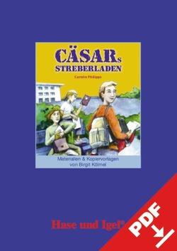 Begleitmaterial: Cäsars Streberladen von Kölmel,  Birgit