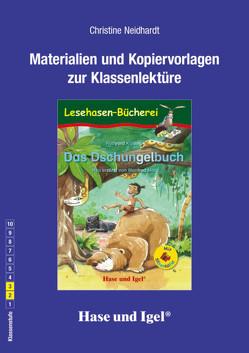 Begleitmaterial: Das Dschungelbuch / Silbenhilfe von Neidhardt,  Christine