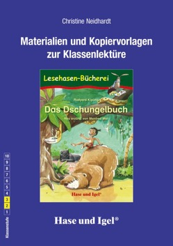 Begleitmaterial: Das Dschungelbuch von Neidhardt,  Christine