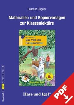 Begleitmaterial: Das Volk der Honigsammler / Silbenhilfe von Gugeler,  Susanne