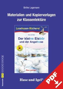 Begleitmaterial: Der kleine Eisbär und der Angsthase / Silbenhilfe von Lagemann,  Birthe