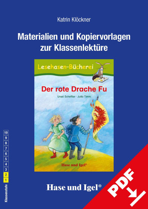Begleitmaterial: Der rote Drache Fu von Klöckner,  Katrin