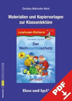 Begleitmaterial: Der Weihnachtsschatz / Silbenhilfe von Mahrhofer-Bernt,  Christina