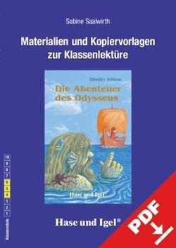 Begleitmaterial: Die Abenteuer des Odysseus von Saalwirth,  Sabine