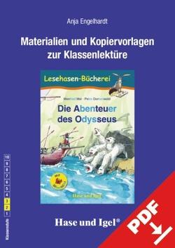 Begleitmaterial: Die Abenteuer des Odysseus / Silbenhilfe von Engelhardt,  Anja