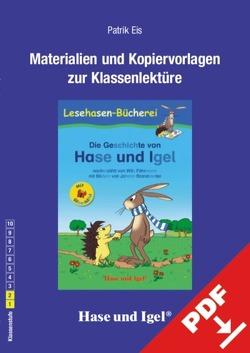 Begleitmaterial: Die Geschichte von Hase und Igel / Silbenhilfe von Eis,  Patrik