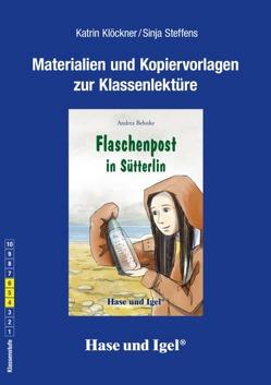 Begleitmaterial: Flaschenpost in Sütterlin von Klöckner,  Katrin, Steffens,  Sinja