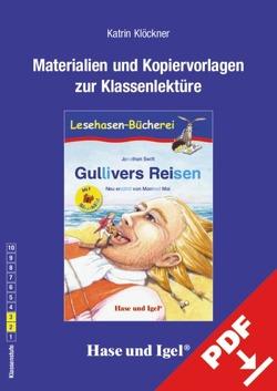 Begleitmaterial: Gullivers Reisen / Silbenhilfe von Klöckner,  Katrin