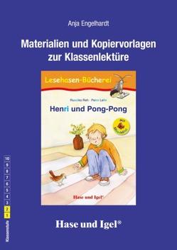 Begleitmaterial: Henri und Pong-Pong / Silbenhilfe von Engelhardt,  Anja