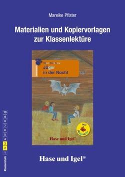 Begleitmaterial: Jäger in der Nacht / Silbenhilfe von Baier,  Ulrike, Pfister,  Mareike