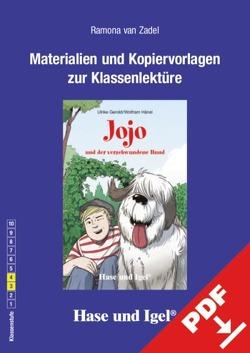 Begleitmaterial: Jojo und der verschwundene Hund von van Zadel,  Ramona