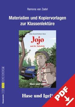Begleitmaterial: Jojo und die Autodiebe von van Zadel,  Ramona