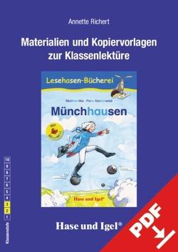 Begleitmaterial: Münchhausen / Silbenhilfe von Richert,  Annette
