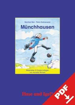 Begleitmaterial: Münchhausen von Richert,  Annette