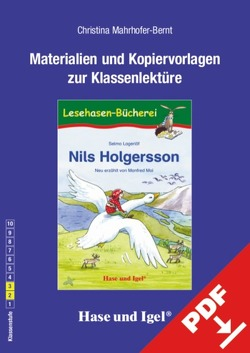 Begleitmaterial: Nils Holgersson von Mahrhofer-Bernt,  Christina