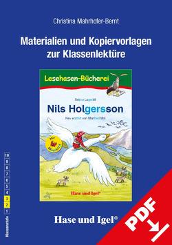 Begleitmaterial: Nils Holgersson / Silbenhilfe von Mahrhofer-Bernt,  Christina