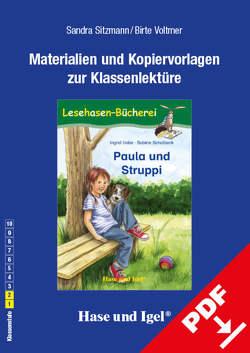 Begleitmaterial: Paula und Struppi von Sitzmann,  Sandra, Voltmer,  Birte