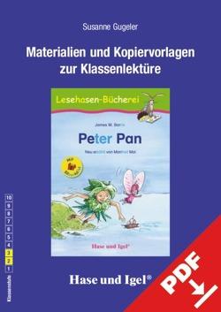 Begleitmaterial: Peter Pan / Silbenhilfe von Dorkenwald,  Petra, Gugeler,  Susanne