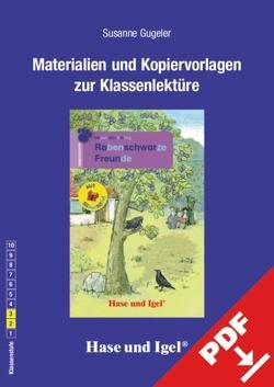 Begleitmaterial: Rabenschwarze Freunde / Silbenhilfe von Gugeler,  Susanne