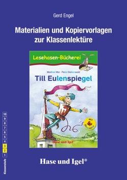 Begleitmaterial: Till Eulenspiegel / Silbenhilfe von Engel,  Gerd