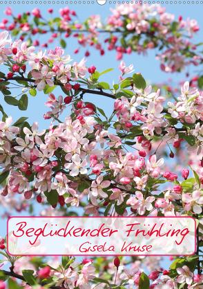 Beglückender Frühling (Wandkalender 2020 DIN A2 hoch) von Kruse,  Gisela