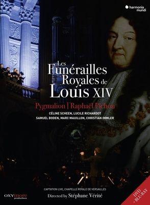 Begräbnismusik für Ludwig XIV. von Chein,  Louis, Danican Philidor,  André, Delalande,  Michel-Richard, Pichon,  Raphaël