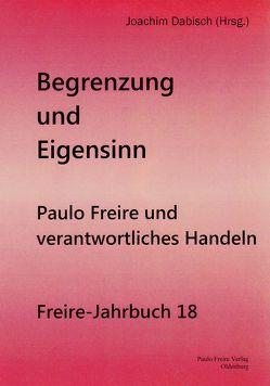 Begrenzung und Eigensinn von Dabisch,  Joachim