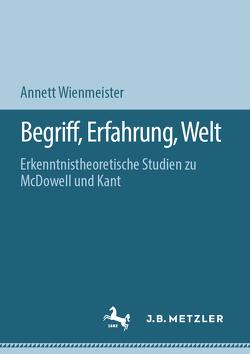 Begriff, Erfahrung, Welt von Wienmeister,  Annett
