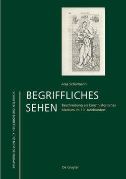 Begriffliches Sehen von Schürmann,  Anja