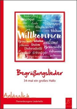 Begrüßungslieder von Holzmeister,  Katharina