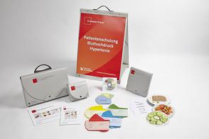 Behandlungs- und Schulungsprogramm für Patienten mit Hypertonie: Unterrichtsmaterial