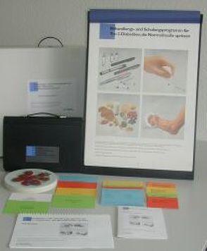 Behandlungs- und Schulungsprogramm für Typ-2-Diabetiker, die Normalinsulin spritzen: Unterrichtsmaterial