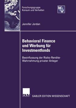 Behavioral Finance und Werbung für Investmentfonds von Jordan,  Jennifer