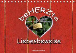 BeHERZte Liebesbeweise 2019 (Tischkalender 2019 DIN A5 quer) von Haafke,  Udo