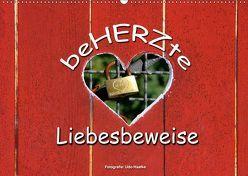 BeHERZte Liebesbeweise 2019 (Wandkalender 2019 DIN A2 quer) von Haafke,  Udo