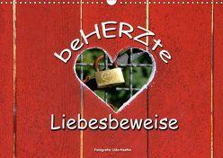 BeHERZte Liebesbeweise 2019 (Wandkalender 2019 DIN A3 quer) von Haafke,  Udo