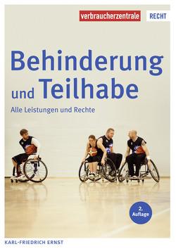 Behinderung und Teilhabe von Ernst,  Karl-Friedrich