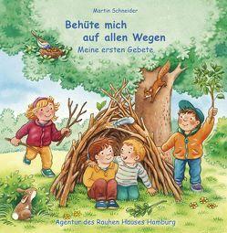 Behüte mich auf allen Wegen von Döring,  Hans Günther, Weiser,  Katharina