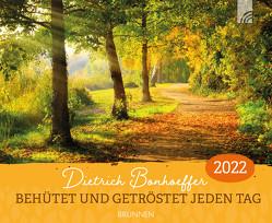 Behütet und getröstet jeden Tag 2022 von Bonhoeffer,  Dietrich