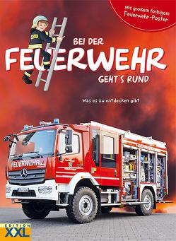 Bei der Feuerwehr geht's rund – mit Poster
