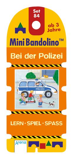 Bei der Polizei von Johannsen,  Bianca, Mertens,  Heike