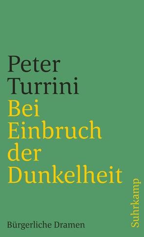Bei Einbruch der Dunkelheit von Hassler,  Silke, Turrini,  Peter