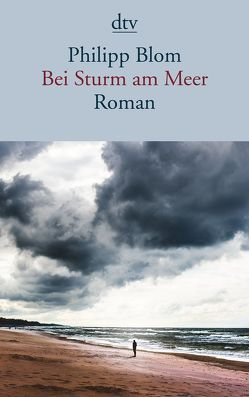 Bei Sturm am Meer von Blom,  Philipp