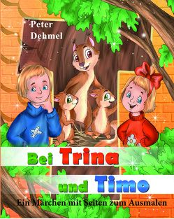 Bei Trina und Timo von Dehmel,  Peter