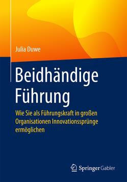 Beidhändige Führung von Duwe,  Julia