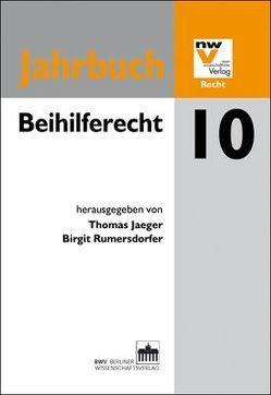 Beihilferecht von Jaeger,  Thomas, Rumersdorfer,  Birgit
